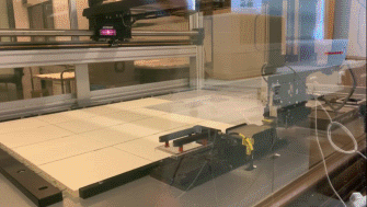 spotting robot of engine protein array technology